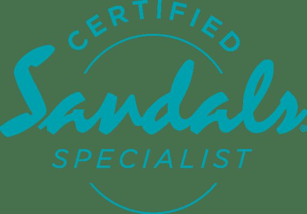 Sandals CSS logo